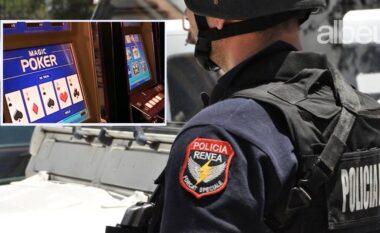 EMRAT/ Aksioni kundër lojërave fatit në Lezhë, 3 të arrestuar dhe 23 të proceduar
