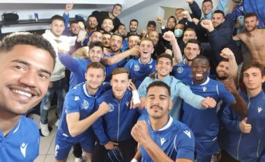 Zyrtare: Godet Dinamo, i dhuron Bledi Shkëmbit një lojtar kombëtareje