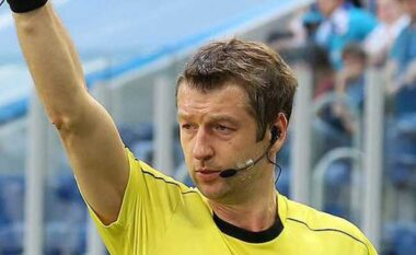Masakroi Vllazninë në Europë, UEFA merr vendimin e çuditshëm për gjyqtarin rus