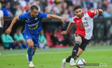Feyenoordi barazon rezultatin ndaj Dritës