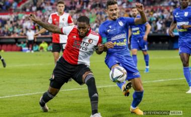 Drita e pëson në limit dhe largohet me kokën lart, Feyenoord siguron kualifikimin (VIDEO)