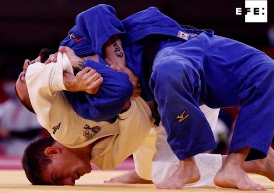 Zhgënjejnë sportistët shqiptarë në Tokio (FOTO LAJM)