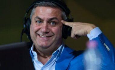 """""""Finalja e Euro 2020 do jetë e fundit"""", Shakohoxha i jep fund komentit të ndeshjeve"""