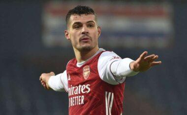U kërkua me ngulm nga Jose Mourinho te Roma, Xhaka rinovon kontratën me Arsenalin