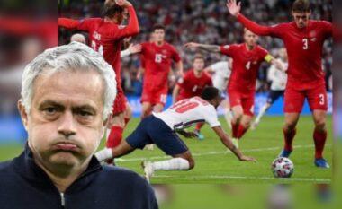 Penalltia e Anglisë, Jose Mourinho i hedh benzinë zjarrit