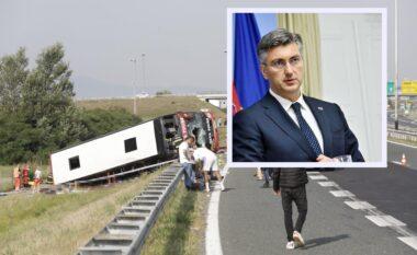 """""""Aksidenti i tmerrshëm"""", Kryeministri kroat i shpreh ngushëllimet autoriteteve kosovare"""