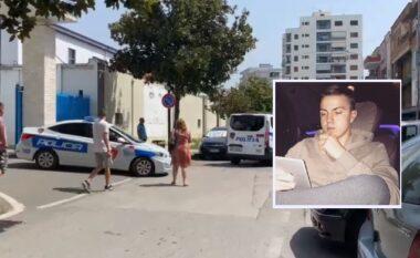 U kap me kanabis, momenti kur djali i Azem Hajdarit mbërrin në Gjykatë për t'u njohur me masën e sigurisë
