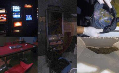 Kishin përshtatur lokalin për lojëra fati dhe drogë, 3 të arrestuar në Shkodër