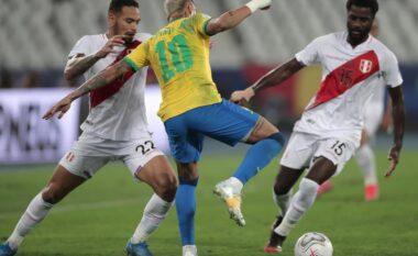 """Copa America/ Goli i Paquetas i jep fund përrallës """"Peru"""", Brazili në finale (VIDEO)"""