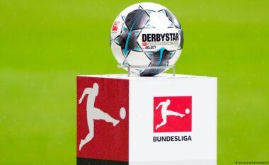 ZYRTARE: Mbetet rregulli i pesë zëvendësimeve në Bundesliga