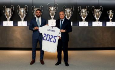 """ZYRTARE/ Reali """"blindon"""" Dani Carvajal, i rinovon kontratën deri në 2025"""