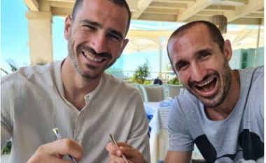 Bonucci dhe Chiellini: Ne vazhdojmë të hamë makarona, po ju?