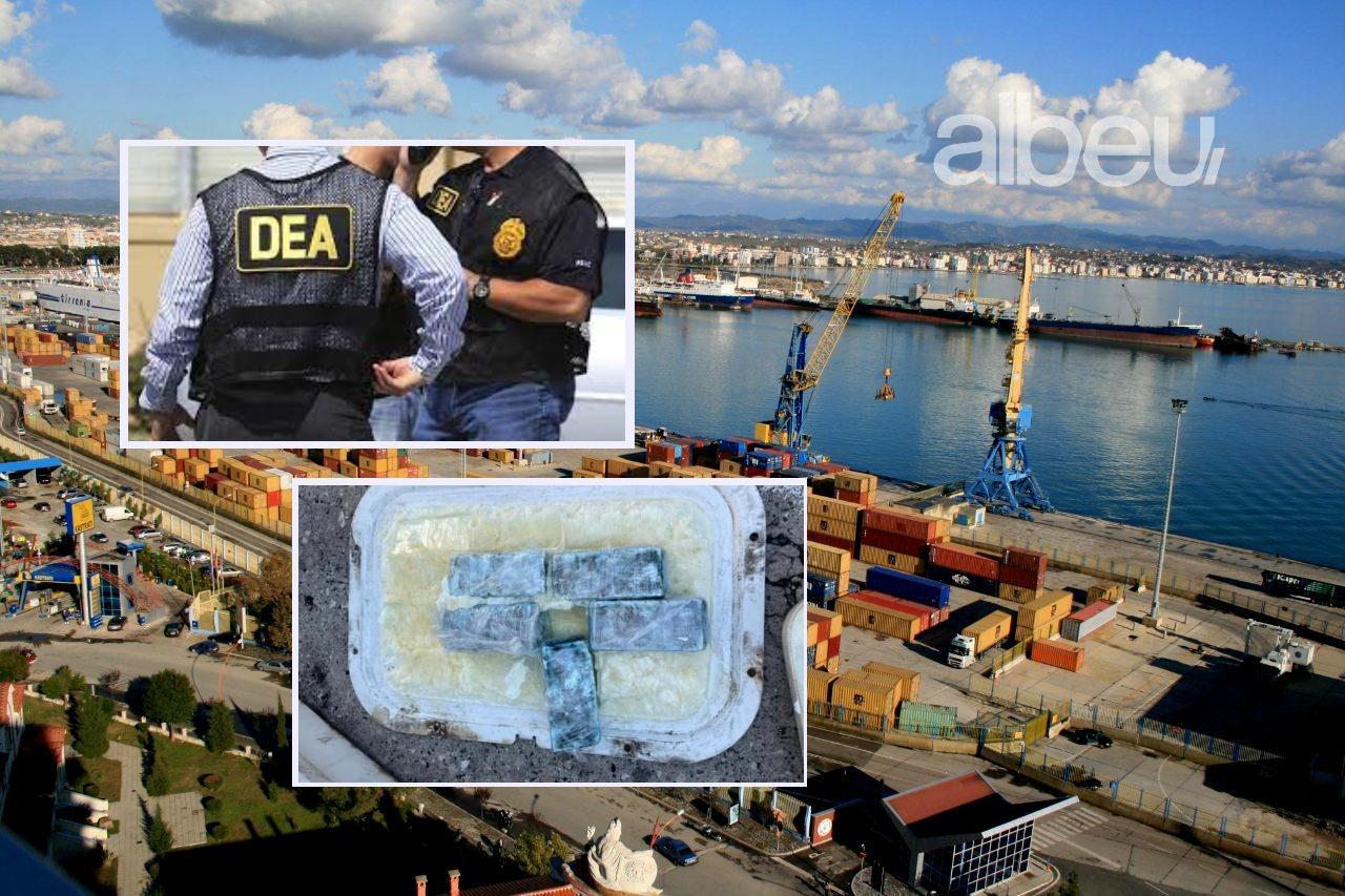 Kapja e sasisë tjetër të kokainës në Durrës, çfarë informacioni dha DEA që shtoi kontrollet në kontenjere