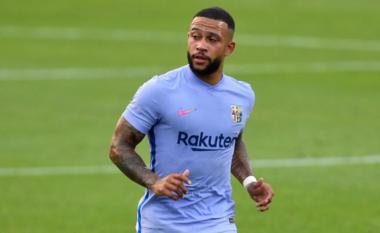 Depay e nis me gol aventurën e tij te Barcelona (VIDEO)