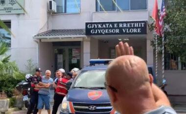 """I futën """"dru"""" gjyqtarit në ambientet e Gjykatës, Apeli i Vlorës liron nga burgu Fatos Myslymin"""