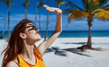 5 rregulla për një mbrojtje të sigurt nga dielli