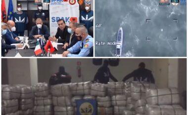 Kush janë të arrestuarit e përfshirë në trafikun ndërkombëtar të drogës