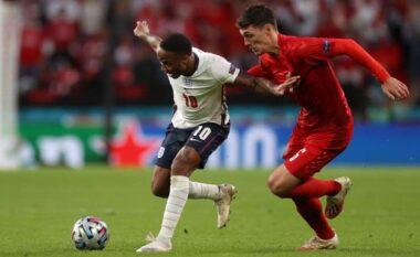 Danimarka e fortë për Anglinë, ndeshja shkon në shtesa (VIDEO)