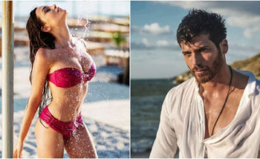 """""""Patëm një miqësi"""", Eva Murati flet për raportin me aktorin e njohur turk (FOTO LAJM)"""
