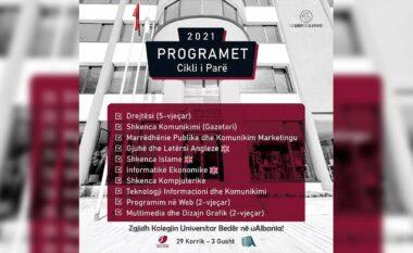 """Fitoni deri në 100% bursë studimi në programet shqip dhe anglisht pranë """"Bedër"""""""