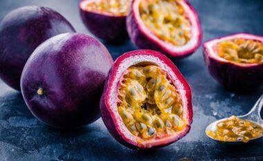 Pse duhet ta përfshini në dietën tuaj frutin e pasionit