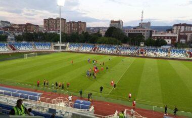 Prishtina mposht bindshëm Connahsin në ndeshjen e parë