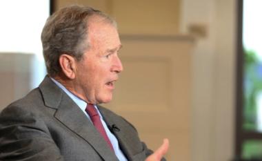 Bush: Tërheqja e trupave nga Afganistani, e gabuar