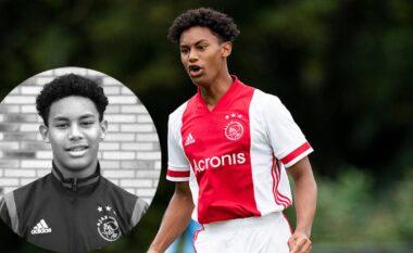 E trishtë! Humb jetën në moshën 16-vjeçare ylli i Ajax