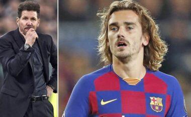 Rikthim te Atletico? Simeone: Marrëdhënia ime me Griezmann shkon përtej sportit, pres të trimfojë te Barça