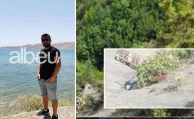 Ky është 30 vjeçari që humbi jetën në aksidentin tragjik në Gramsh (VIDEO)