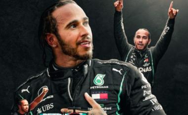 Lewis Hamilton në histori, piloti i parë që fiton 100 gara