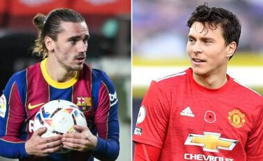 "Griezman i mbetet ""në derë"" Barçës, pas Atleticos ja ofron edhe Manchester United"