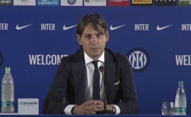 Prezantohet Simone Inzaghi: Interi më donte me forcë, të mbrojmë titullin dhe të kalojmë grupin në Champions