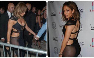 Jennifer Lopez tregon si duket kur rinovohet dashuria e vjetër (VIDEO)