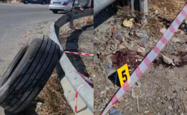 Del emri! Shpërtheu goma e kamionit, kush është 20 vjeçari që ndërroi jetë në Durrës