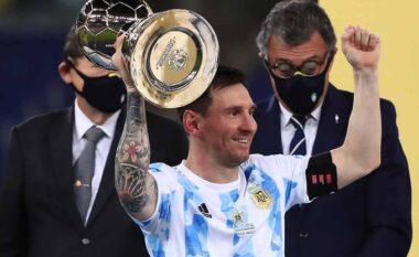 Fitoi Copa America, Messi: Kam ëndërruar pa fund për këtë moment