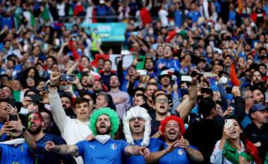 """E padrejtë: Finalja e Europianit në """"Wembley"""", nuk lejohen tifozët italianë dhe pushtohet nga anglezët"""