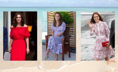 Këto fustane verore të Kate Middleton janë fiks për verën e nxehtë (FOTO LAJM)
