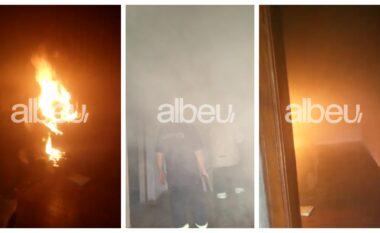 EMRI/ Shpërthen bombola e gazit në Koplik, dëmtohet rëndë e zonja e shtëpisë, niset drejt Tiranës