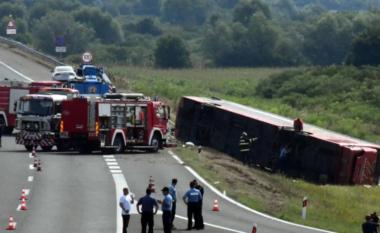 Aksidenti me autobus në Kroaci: Dalin nga spitali 26 të lënduar