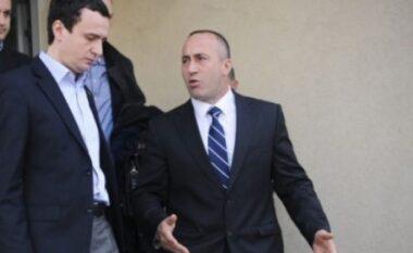 Haradinaj komenton takimin Kurti-Vuçiç: Kryeministri s'do ta kuptojë se pa SHBA dialogu është i vdekur (FOTO LAJM)