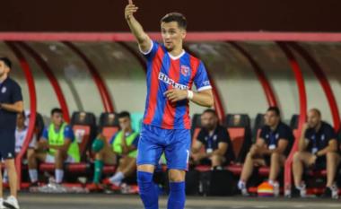 Liridon Latifi beson te kualifikimi i Vllaznisë në turin e tretë: E zgjodha nga trajneri Brdariç