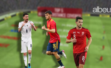 Drejt gjysmëfinaleve të Euro 2020, këta janë futbollistë që kanë përshkruar më shumë kilometra deri më tani (FOTO LAJM)