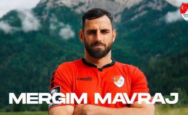 Zyrtare: Befason Mërgim Mavraj, firmos në Liga 3 në Gjermani