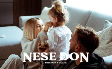 """Gjesti human! Loredana dhe Mozzik do të dhurojnë të ardhurat e klipit """"Nëse don"""" për fëmijët e Kosovës në nevojë"""