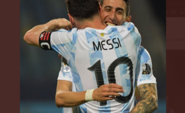 Di Maria-Messit: Ti e meriton më së shumti këtë trofe (FOTO LAJM)