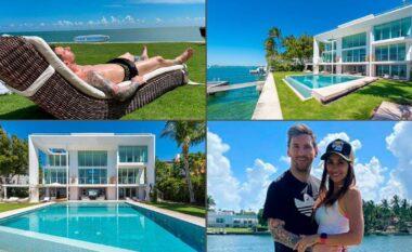 Me familjen në Miami, brenda vilës përrallore ku po pushon Messi (FOTO LAJM)