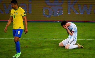 EMOCIONUESE/ Momenti kur Messi shpërthen në lot pasi arbitri mbyll ndeshjen (VIDEO)
