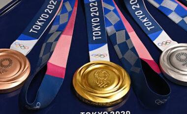 """Tokio 2020/ Këto janë çmimet e """"kripura"""" të medaljeve"""
