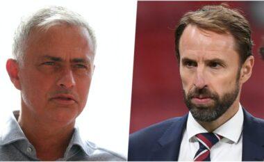 Mourinho me kritika për Southgate: Nuk mund t'i lihet një 19-vjeçari fati i një kombi